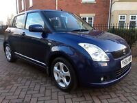 Suzuki Swift 1.5 GLX AUTO (blue) 2006