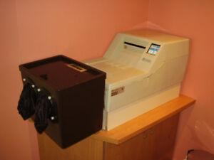 Developpeur radiographies et duplicateur de radiographies