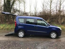 2014 Fiat Doblo 1.6 Multijet 90 MyLife 5dr AUTOMATIC WHEELCHAIR ACCESSIBLE VE...