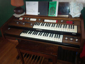 Church type organ offers excepted
