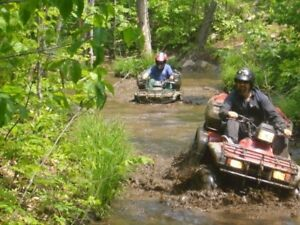 COTTAGE TO RENT ON HALIBURTON ATV TRAILS