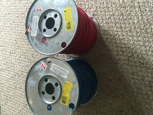 Wire for sale. 12 awg, and 8 awg