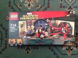 Lego Superheroes Dr Strange New