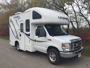 THOR Majestic 20ft. Motorhome