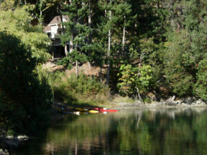 Pender Island Vacation Rental