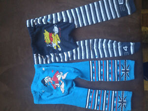 Boys Diaper Pants