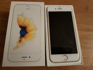 IPhone 6S 16GB  gold (bell)