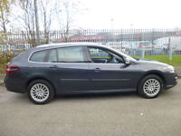 2012 Renault Laguna 1.5dCi ESTATE,Price to include warranty,72MPG,£10TAX,LEATHER
