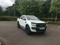 2016 Ford Ranger AUTO 3.2 WILDTRAK 4X4 DCB TDCI WITH THE RAPTOR WHEELS AND FRONT