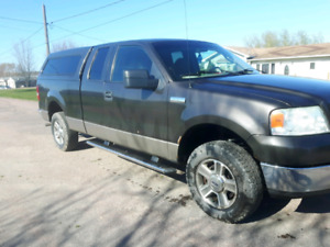 2005 Ford F-150 4 by 4