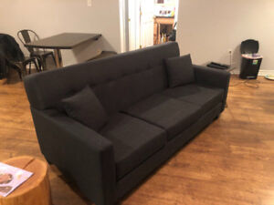 Beautiful ALMOST NEW STRUCTUBE Couch inc Delivery