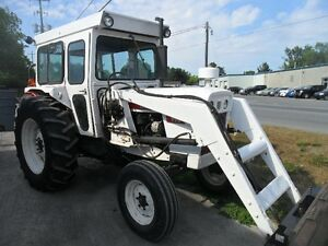 David Brown model 995 .hobby-horse farm value priced tractor