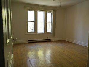 4-bedroom apartment near Lachine Canal, metro Monk