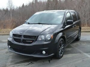 2015 Dodge GRAND CARAVAN R/T with 7 Year/115,000km Extended Warr