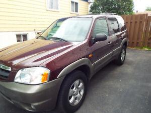 Mazda Tribute 2002 a vendre