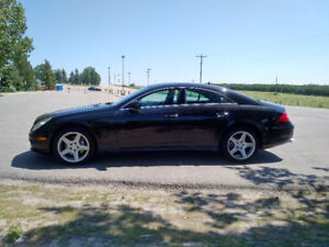 2009 Mercedes Benz CLS550 AMG Package
