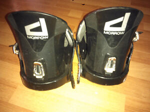 Morrow Snowboard Bindings