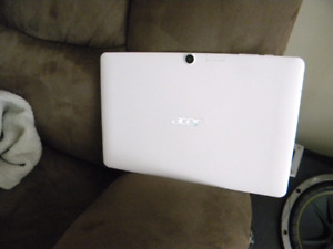 Acer iconia one 10in tablet