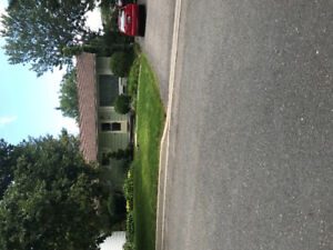 Basement apartment for rent! Great location!