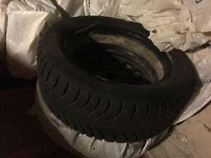 2 Sets of Winter tires