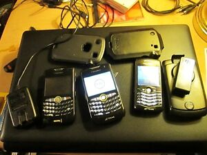 BLACKBERRY 8350I CURVE AND 8130