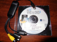 Roxio easy VHS to DVD 3 For Sale