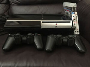 Sony Playstation 3 Year 2008 Model CECHL01