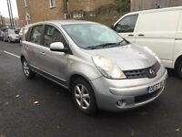 Nissan note 2008 petrol 1.4 manual good condecion