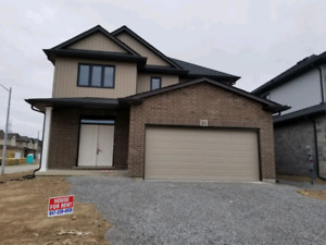 Beautiful brand new house for rent.
