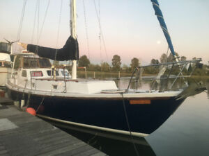 Sailboat 41' Pilot house Cutter