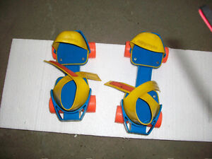 Fisher price Skates - adjustable Kitchener / Waterloo Kitchener Area image 1