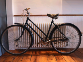 Classic ladies bsa Town bicycle