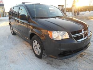 2012 Dodge Grand Caravan SE, STOW N GO, 7 PASSENGERS, LOADED, PO