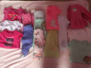 0-3 month carters lot