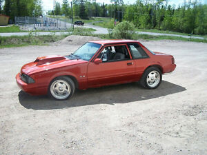 1988 ford mustang 306