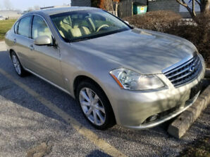 2006 Infiniti M35X All-Wheel Drive Backup Camera NAV SUNROOF