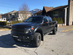 2014 Ford F-150 FX4 Pickup Truck LIFTED WITH WARRENTY