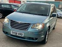 2008 Chrysler Grand Voyager 2.8 CRD Limited 5dr