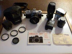 Appareil photo Minolta 1978
