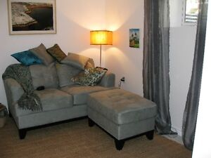 Bsmnt Suite fully furnished, off Whyte ave, Price inclusive