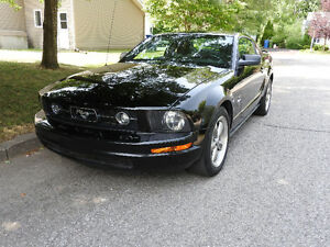 2006 Ford Mustang Pony Pack rare 5 speed