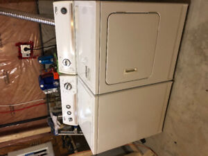 Whirlpool whaser and dryer like new