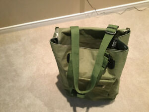 Bag with Rollers