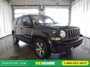 2016 Jeep Patriot High Altitude 4WD CUIR TOIT SIEGES CHAUFFANTS