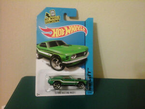 Hot Wheels, HW City, 70 Ford Mustang Mach 1, 97 / 250, BFD87 -07