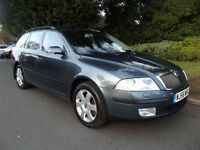 SKODA OCTAVIA LAURIN & KLEMENT 2.0 TDi DIESEL ESTATE TOP OF THE RANGE MODEL