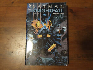 Batman Knightfall Vol. 2 - graphic novel