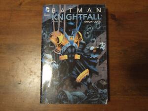 Batman Knightfall Vol. 2 - graphic novel  Kitchener / Waterloo Kitchener Area image 1