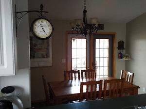 Furnished Home in Whitecourt Alberta - Available Immediately!!