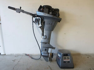 9.9 Outboard motor for sale